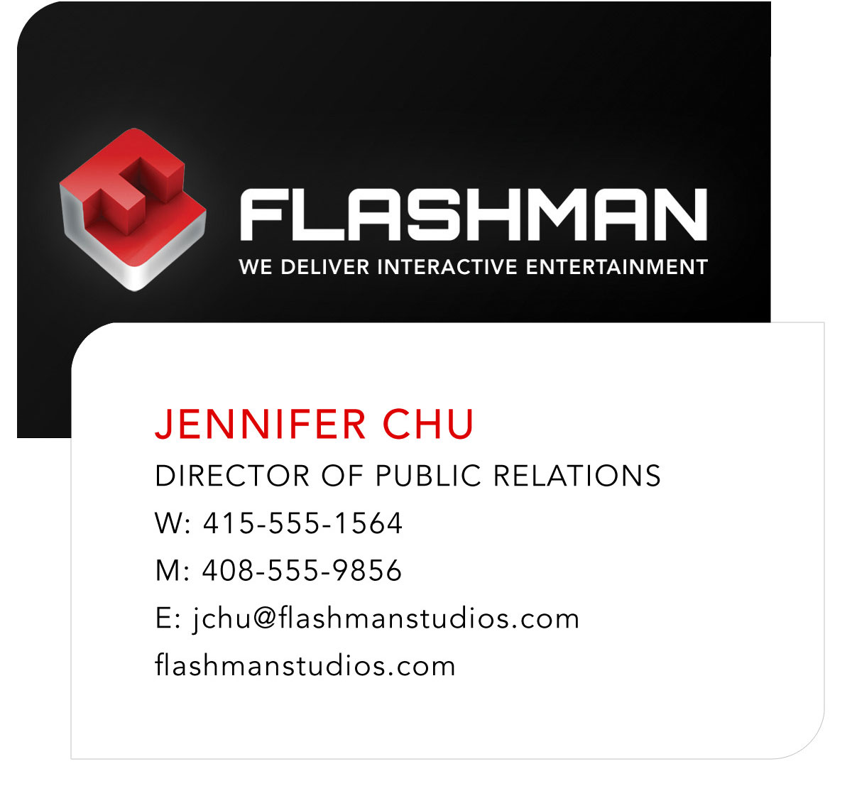 Business Cards and Marketing Collateral